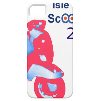 Isle of Wight Scooter Rally 2017 iPhone 5 Cases