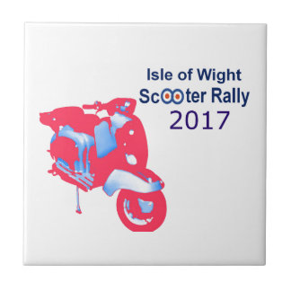 Isle of Wight Scooter Rally 2017 Tile