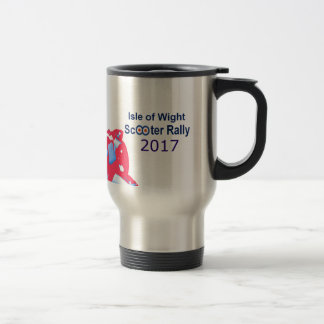 Isle of Wight Scooter Rally 2017 Travel Mug
