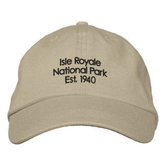 Isle Royale Hat