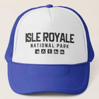 Isle Royale National Park (Michigan) trucker hat