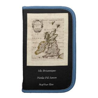 Isles Britanniques - 1700 Nicolas Fils Sanson Map Planners