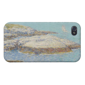 Isles of Shoals, 1899 (oil on canvas) Covers For iPhone 4