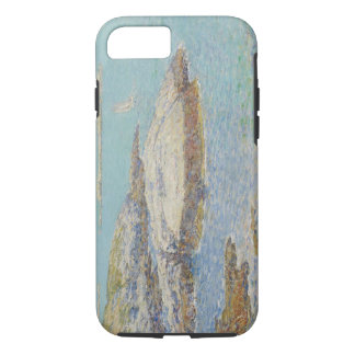 Isles of Shoals, 1899 (oil on canvas) iPhone 7 Case
