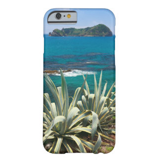 Islet and coastal vegetation barely there iPhone 6 case
