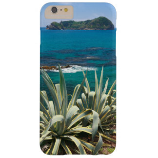 Islet and coastal vegetation barely there iPhone 6 plus case