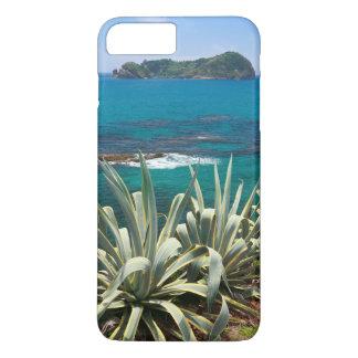 Islet and coastal vegetation iPhone 7 plus case