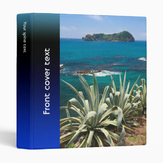 Islet and coastal vegetation vinyl binder