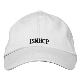 ISNHCP Adjustable Hat