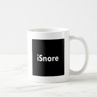 iSnore Coffee Mug