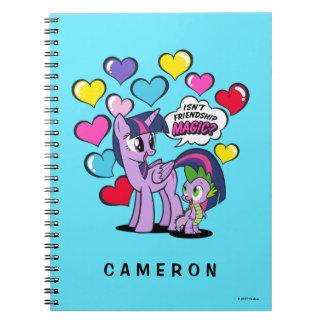 Isn't Friendship Magic? Spiral Notebook