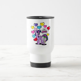 Isn't Friendship Magic? Travel Mug