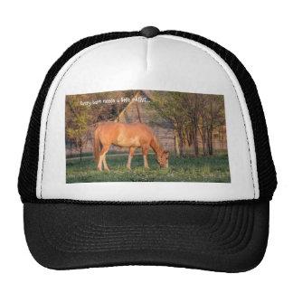 ISO6400FL180-3 TRUCKER HAT