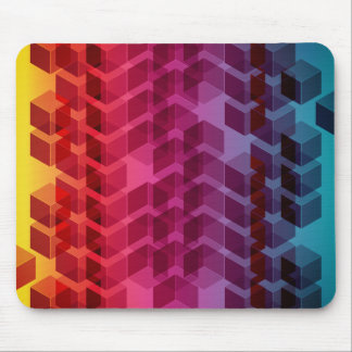 ISO-Series Rainbow Mouse Pad