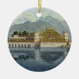 Isola Bella, Lake Maggiore: the terraced gardens, Ceramic Ornament