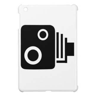 Isolated Speed Camera Case For The iPad Mini