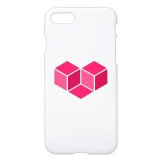 Isometric Love iPhone 8/7 Case