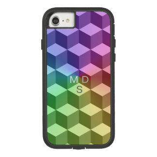 Isometric Rainbow Geometric Case-Mate Tough Extreme iPhone 7 Case