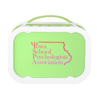 ISPA Logo Lunch Box