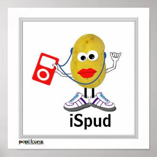 'ispud' humorous parody Poster