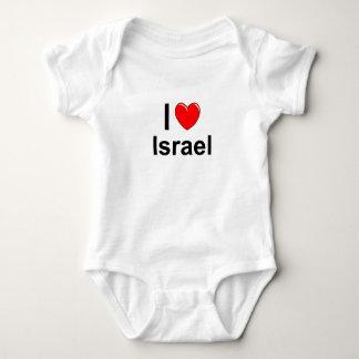 Israel Baby Bodysuit