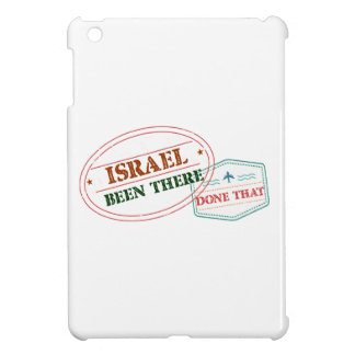 Israel Been There Done That Cover For The iPad Mini