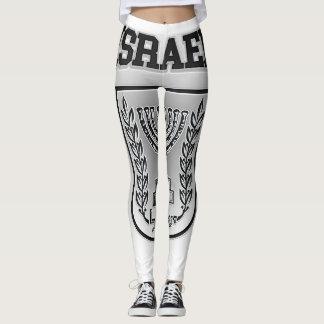 Israel Coat of Arms Leggings