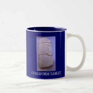 ISRAEL CUNEIFORM TABLET Mug