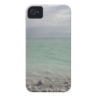 Israel, Dead Sea, seascape iPhone 4 Case-Mate Case