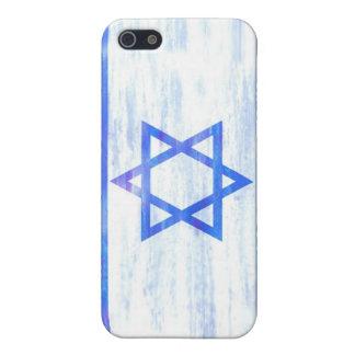 Israel distressed Israeli flag iPhone 5/5S Case
