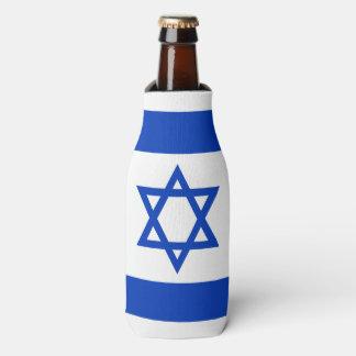 Israel Flag Bottle Cooler