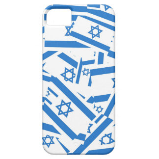 Israel Flag Collage iPhone 5 Cases