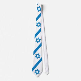 Israel flag flag tie