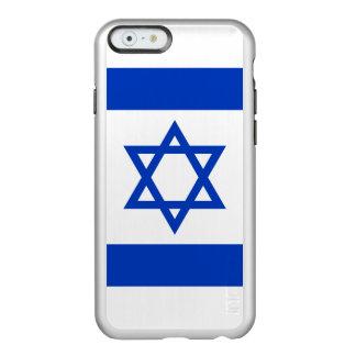 Israel Flag Incipio Feather® Shine iPhone 6 Case