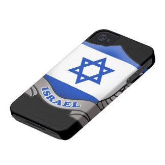 Israel Flag iPhone 4 ID Case-Mate