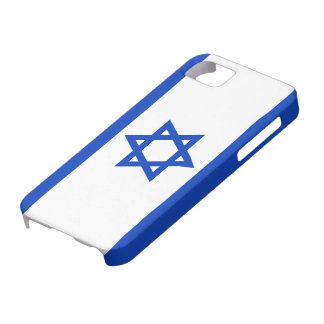 Israel Flag iPhone 5 Cases