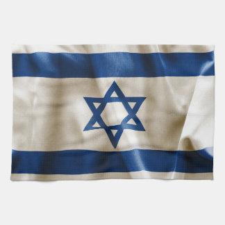 Israel Flag Kitchen Towel