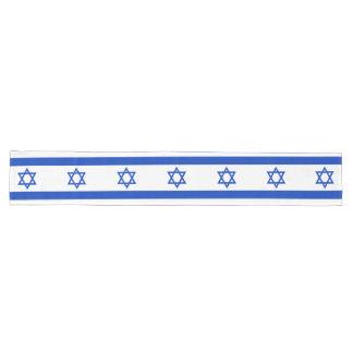Israel Flag Long Table Runner
