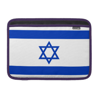Israel Flag MacBook Sleeve