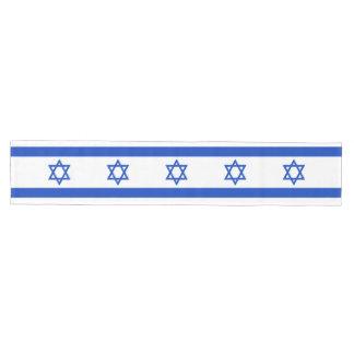 Israel Flag Medium Table Runner