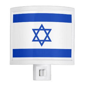Israel Flag Nite Light