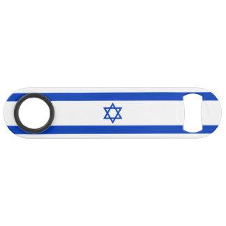 Israel Flag Speed Bottle Opener