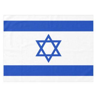 Israel Flag Tablecloth