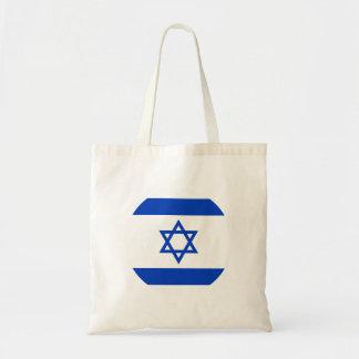Israel Flag Tote Bag