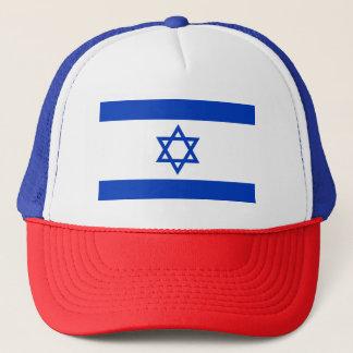Israel Flag Trucker Hat
