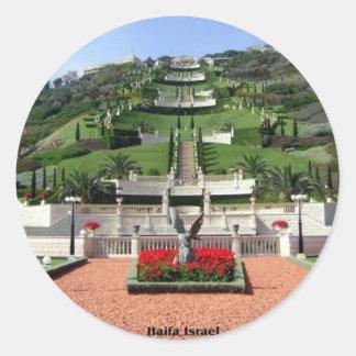 ISRAEL: Haifa Israel sticker