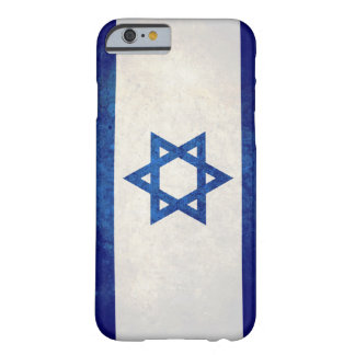 Israel; Israeli Flag Barely There iPhone 6 Case