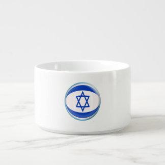 Israel Israeli Flag Bowl