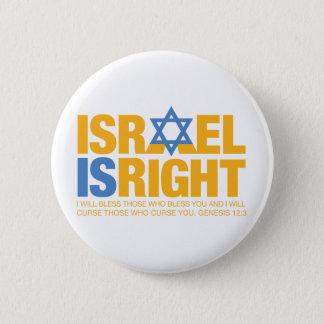 Israel Isright - Pin