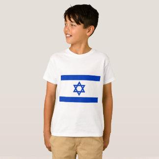 Israel National World Flag T-Shirt
